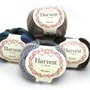 【軽く、暖かみのある美しいグラデーションカラー】オリムパス毛糸 ハーヴェスト