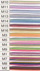 オリムパス毛糸 金票レース糸40番ミックス10g