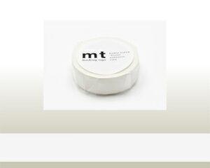 透けにくい白「マットホワイト」。マットな質感がこだわりを演出してくれるモノトーンmt。mt マ...