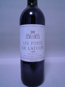 レ・フォール ド・ラトゥール 1995 750ml