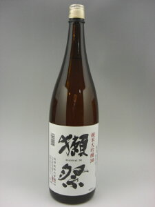 獺祭 純米大吟醸50 1800ml【旭酒造】【山口県 日本酒】