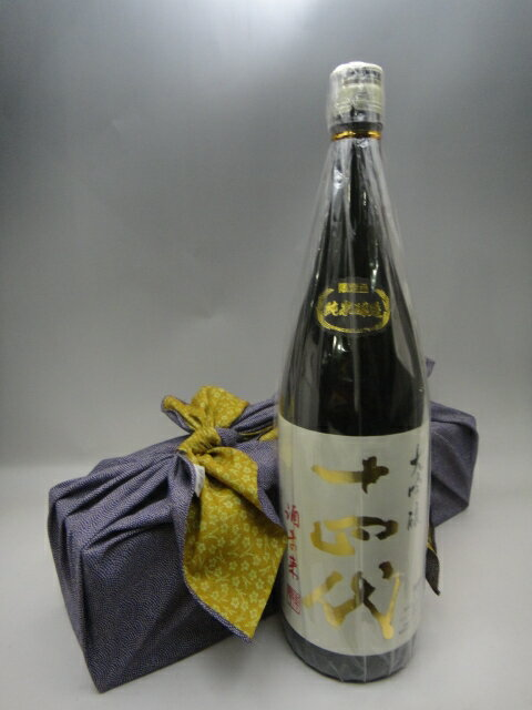 【風呂敷包み!】十四代 純米大吟醸 酒未来 1800ml【高木酒造】【山形県 日本酒】:ケーオーリカーズ