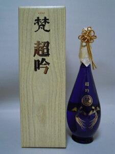 梵・超吟(ちょうぎん) 720ml【加藤吉平商店】【福井県 日本酒】
