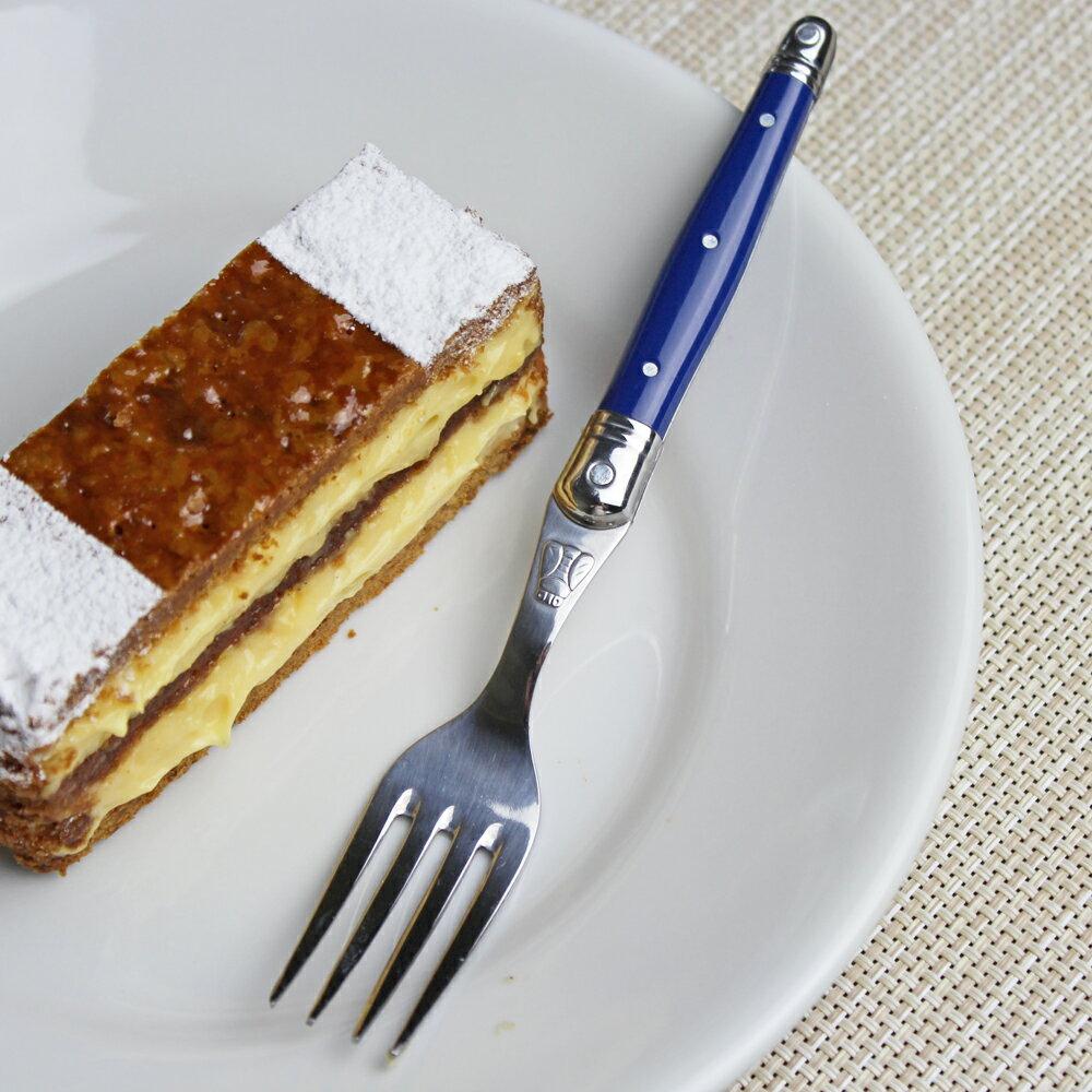 JeanDubostLaguiole(ジャンデュボライヨール)『デザートフォーク』