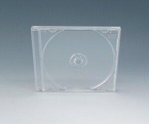 最も需要が高く、最も多く売れているCDケースです!高品質! CDケーストレイ入(クリア) 100...