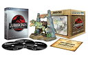 【中古】Jurassic Park Ultimate Trilogy Gift Set (Blu-r