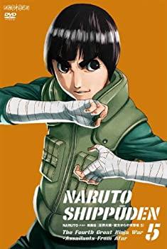 【中古】NARUTO-ナルト- 疾風伝 忍界大戦・彼方からの攻撃者 5 [DVD]