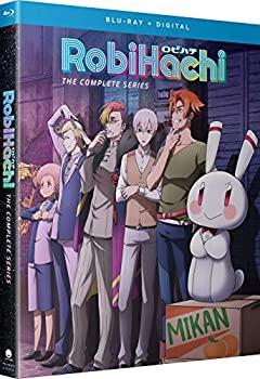 【中古】RobiHachi: The Complete Series [Blu-ray]画像