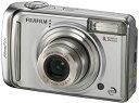 【中古】FUJIFILM デジタルカメラ FinePix (ファインピックス) A800 シルバー FX-A800