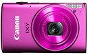 【中古】Canon デジタルカメラ IXY 610F 約1210万画素 光学10倍ズーム ピンク IXY610F(PK)