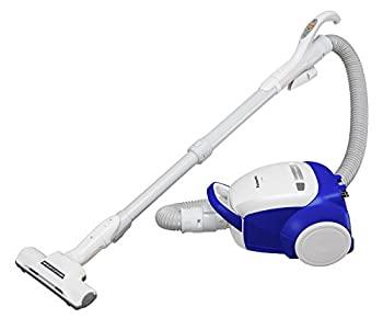 【中古】パナソニック 紙パック式掃除機 ブルー MC-PB6A-A