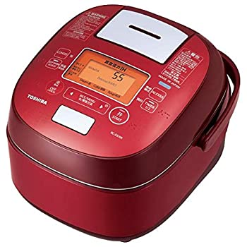 【中古】海外用真空圧力IH炊飯ジャー 「鍛造かまど銅釜」(5.5合) RC-DS10K-R