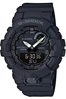 【中古】[カシオ] 腕時計 ジーショック 歩数計測 Bluetooth 搭載 GBA-800-1AJF メンズ ブラック