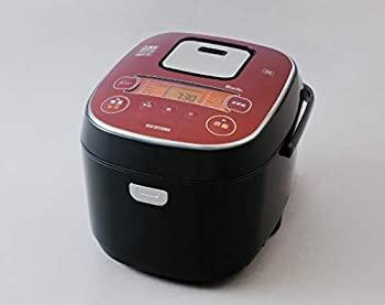 【中古】アイリスオーヤマ IHジャー炊飯器(一升炊き) ブラックIRIS OHYAMA 銘柄炊き KRC-IE10-B