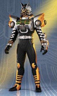 【中古】仮面ライダーカブト ライダーヒーローシリーズK04 仮面ライダーザビー(マスクドフォーム)画像