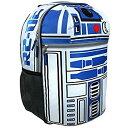 【中古】スター・ウォーズ R2 − D2 光る 40cm バックパック かばん リュックサック リュック