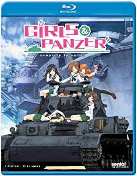 CD・DVD, その他 Girls Und Panzer: TV Collection Blu-ray Import