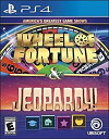 【中古】America's Greatest Gameshows: Wheel of Fortune & Jeopardy (輸入版:北米) - PS4