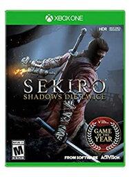 【中古】Sekiro Shadows Die Twice(輸入版:北米)- XboxOne