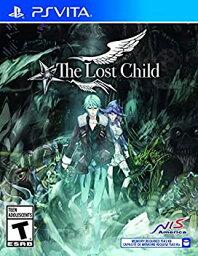 【中古】The Lost Child (輸入版:北米) - PS Vita