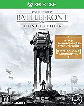 【中古】Star Wars バトルフロント Ultimate Edition - XboxOne