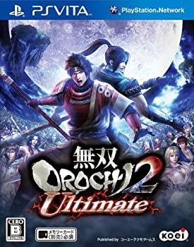 【中古】無双OROCHI 2 Ultimate (通常版) - PS Vita