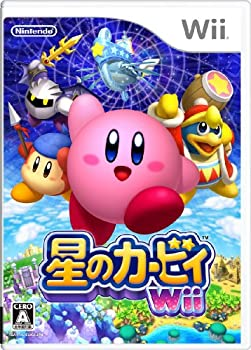 【中古】星のカービィ Wii