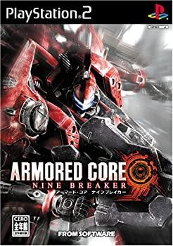 テレビゲーム, その他 ARMORED CORE NineBreaker