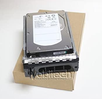 【中古】Dell互換???146?GB 10?K SCSI 3.5インチHD???製造# 09y573?(Come Withドライブとトレイ)
