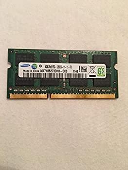 【中古】Samsung 4?GB ddr3メモリSo - Dimm 204pin pc3???12800s 1600?MHz m471b5273eb0-ck0