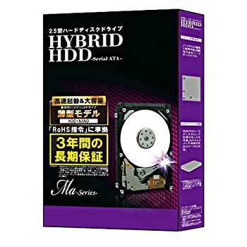 【中古】東芝 2.5インチHDD SSD搭載型ハイブリッドドライブ MQ01ABD100HBOX