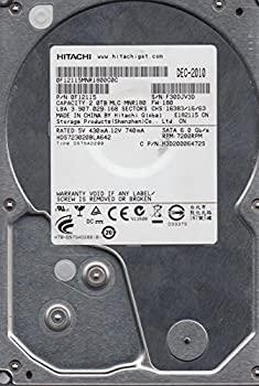 【中古】hds723020bla642、PN 0?F12115、MLC mnr180、Hitachi 2tb SATA 3.5ハードドライブ