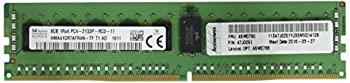 【中古】レノボ・ジャパン旧IBM 8GB (1Rx4、1.2V) PC4-17000 CL15 DDR4 2133MHz LP RDIMM 46W0788