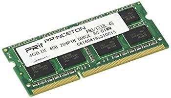 【中古】プリンストン DOS/V ノート用メモリ 4GB PC3L-10600(DDR3L-1333) 204pin SO-DIMM PDN3/1333L-4G