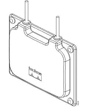 【中古】CISCO 2.4 GHz. 6.5 dBi Diversity Patch アンテナ RP-TNC コネクター付属 AIR-ANT2465P-R画像