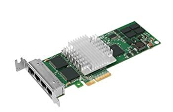 【中古】インテル PRO/1000 PT Quad Profile Server Adapter L EXPI9404PTL
