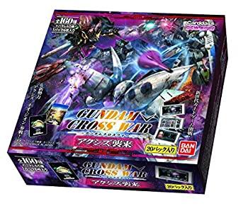 おもちゃ, その他 GUNDAM CROSS WAR GCW-B002(BOX)