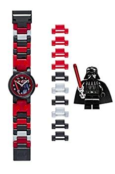 【中古】[レゴ ウォッチ]LEGO WATCH 腕時計 StarWars スター・ウォーズ Darth Vader 2907 STW DV [並行輸入品]