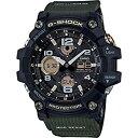 【中古】[カシオ]腕時計 G-SHOCK G-ショック MUDMASTER マッドマスター GSG-100-1A3 ブラック×カーキ メンズ [並行輸入品]