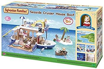おもちゃ, その他 Epoch Sylvanian Families Seaside Cruiser House Boat 5206