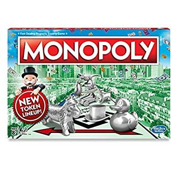 【中古】Monopoly Board Game (new edition) モノポリーボードゲーム(新版)英語版 [並行輸入品]画像