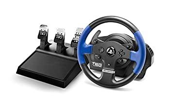 【中古】Thrustmaster T150 PRO Force Feedback Racing Wheel for PlayStation4 ハンドルコントローラー 【日本正規代理店保証品】 4160706