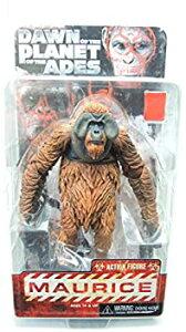 【中古】Dawn of the Planet of the Apes - Maurice - 17.5 cm Scale Action Figure モーリス - - 猿の惑星の夜明け17.5センチメートルスケールアクショ