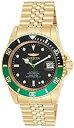 【中古】Invicta Men's 29184 Pro Diver Automatic 3 Hand Black Dial Watch