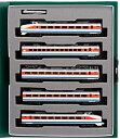 【中古】KATO Nゲージ 489系 白山色 基本 5両セット 10-1202 鉄道模型 電車