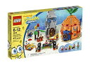 【中古】LEGO 3818 SpongeBob Bikini Bottom Undersea Par ...