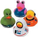 【中古】Fun Express 12 Astronaut Space Alien Rubber Ducks [並行輸入品]