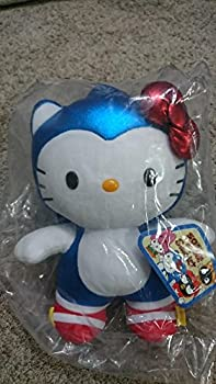 おもちゃ, その他 Hello KittySonic The Hedgehog 10in Plush ( San Diego Comic Con 2017 Exclusive )