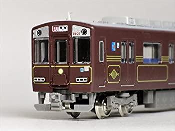【中古】グリーンマックス Nゲージ 50559 近鉄5800系 (相直対応車・デボ1形塗装)6両編成セット (動力付き)