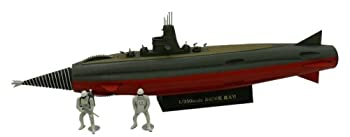 【中古】ミラクルハウス 新世紀合金 東宝メカニック 1/350 海底軍艦 轟天号画像